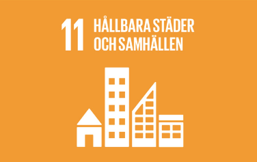 Mål 11_ hållbara städer och samhällen