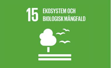 Mål 15_ ekosystem och biologisk mångfald