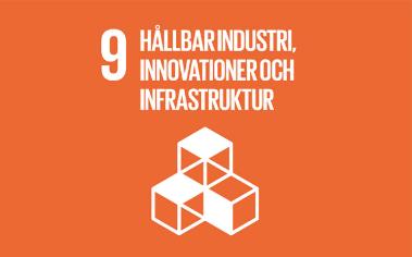 Mål 9_ hållbar industri, innovationer och infrastruktur